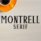 Montrell Serif Typeface - GraphicRiver Item for Sale
