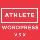 Fitness WordPress Theme | Athlete Fitness Nulled