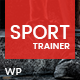 Sport Trainer - Boxing, Yoga and Crossfit Trainer WordPress Theme Nulled