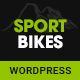 Sportbikes - Sports and Fitness Store WooCommerce WordPress Theme Nulled