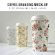 Coffee Cup Mockup - GraphicRiver Item for Sale