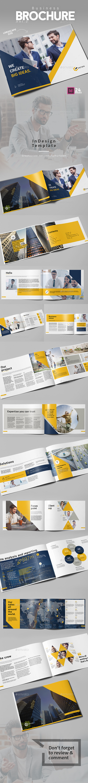 Business Brochure Vol.2 Landscape - Corporate Brochures