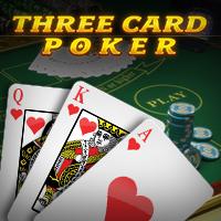 Casino edge three card poker