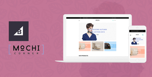 Image of AP Mochi Responsive Bigcommerce Theme Template
