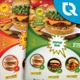 FastFood Burger Fyler Vol 01
