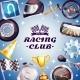 Download Vector Racing Club Frame