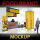 Food Brand Mockup v.1 - GraphicRiver Item for Sale