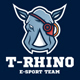 Rhino eSport Team Logo Design - GraphicRiver Item for Sale