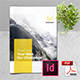 Creative Brochure Template Vol. 14 - GraphicRiver Item for Sale