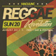 Reggae Roots Flyer/Poster - GraphicRiver Item for Sale