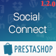 Social Connect - PrestaShop Module - CodeCanyon Item for Sale
