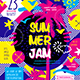 Summer Jam Party Flyer vol.2 - GraphicRiver Item for Sale