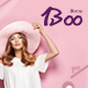BooShop - Unique Fashion PSD Template Nulled