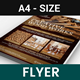 Wood Works and Wood Craft Flyer