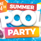 Summer Pool Party - GraphicRiver Item for Sale