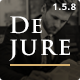 Dejure Responsive WP Theme for Law firm & Business Nulled