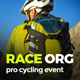 RaceOrg - Pro Cycling Mountain Bike Event / Race / Competition Muse Template - ThemeForest Item for Sale