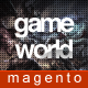 Game Store Responsive Magento Theme - Gameworld Nulled