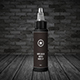 60ml E Liquid Bottle with Twist Cap Mockup - GraphicRiver Item for Sale