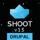 Shoot - Multi-purpose eCommerce Drupal Theme Nulled