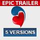 Cinematic Trailer Heroic