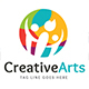 Creative Arts Logo - GraphicRiver Item for Sale