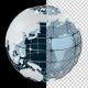 Transparent Earth Globe - VideoHive Item for Sale