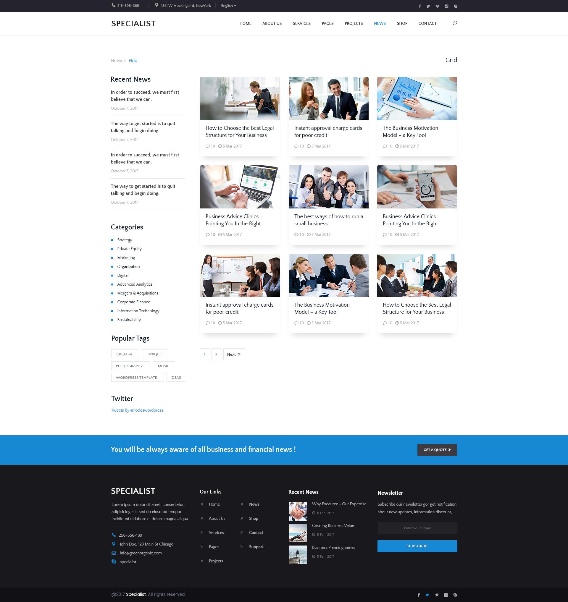 Specialist – Online Advertising Specialist