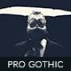 Pro Dark Gothic - GraphicRiver Item for Sale