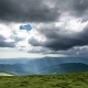 Beautiful Mountain Landscape, the Movement of Clouds and Sunshine - VideoHive Item for Sale