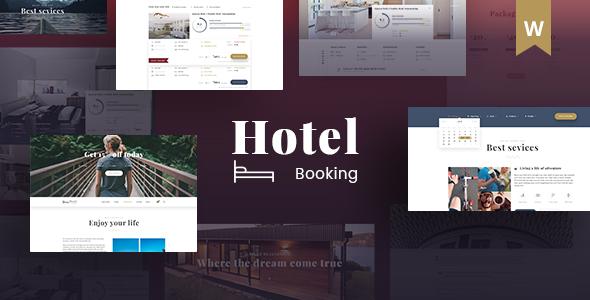 Hotel Booking | Hotel WordPress Theme