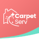 CarpetServ | Cleaning Company & Janitorial Service Nulled
