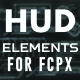 HUD Elements for FCPX - VideoHive Item for Sale