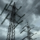 Electricity Pylon with Stormy Sky - VideoHive Item for Sale
