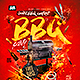 BBQ Flyer Template - GraphicRiver Item for Sale