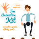 Character Animation Kit - GraphicRiver Item for Sale