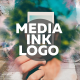 Media Ink Logo - VideoHive Item for Sale