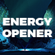 Energy Opener - VideoHive Item for Sale