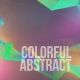 Colorful Abstract Overlay And Background Loop V3 - VideoHive Item for Sale
