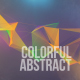 Colorful Abstract Overlay And Background Loop V4 - VideoHive Item for Sale