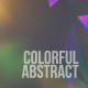 Colorful Abstract Overlay And Background Loop V5 - VideoHive Item for Sale