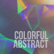 Colorful Abstract Overlay And Background Loop V6 - VideoHive Item for Sale