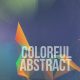 Colorful Abstract Overlay And Background Loop V7 - VideoHive Item for Sale
