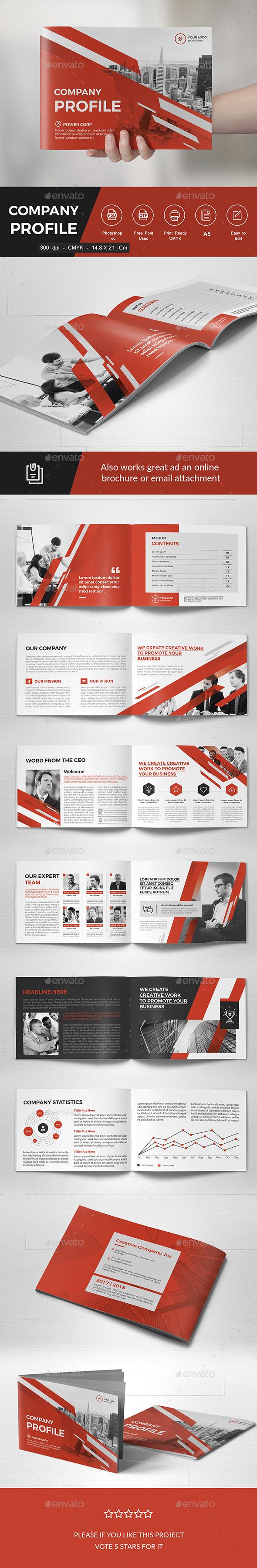 Co Landscape Brochure - Corporate Brochures