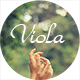 Viola - Beautiful and Responsive WordPress Blog Theme - ThemeForest Item for Sale