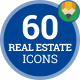 Broker, Realtor, Real Estate - Flat Animated Icons and Elements