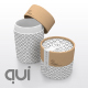 Packaging Mock Up - Paper Carton Tube - GraphicRiver Item for Sale