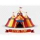 Circus Tent Transparent Background Image