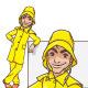 Oilskin Man - GraphicRiver Item for Sale