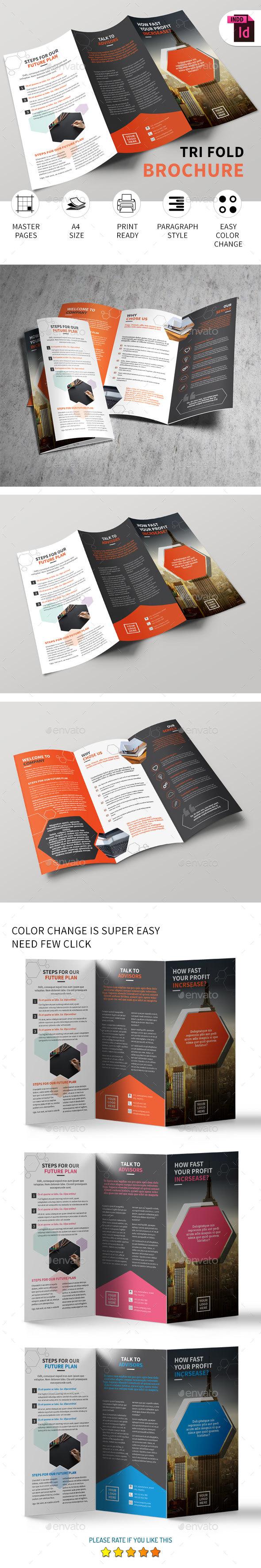 Tri-fold Brochure Vol-11 - Corporate Brochures